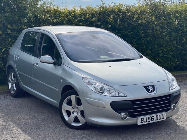 USED 2006 56 PEUGEOT 307 1.6 SPORT HDI 5d 108 BHP FULL LEATHER INTERIOR, CLIMATE CONTROL