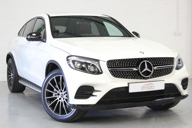 2017 N MERCEDES-BENZ GLC-CLASS 2.1 GLC 250 D 4MATIC AMG LINE PREMIUM PLUS 4d 201 BHP