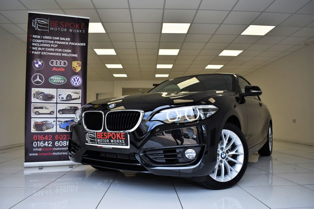 USED 2019 69 BMW 2 SERIES 218I SE 1.5 COUPE