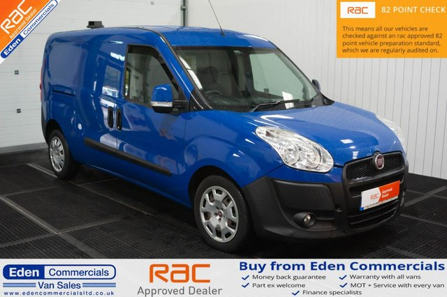 View our FIAT DOBLO