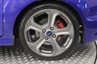 USED 2015 15 FORD FIESTA 1.6 ST-2 3d 180 BHP HEATED LEATHER SEATS, DAB, BLUETOOTH, FRESHLY POWDER COATED ALLOYS...