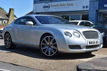 2004 BENTLEY CONTINENTAL 6.0 GT 2d 550 BHP £18999.00