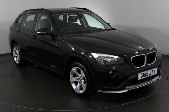 2015 15 BMW X1 2.0 XDRIVE20D SE 5d 181 BHP