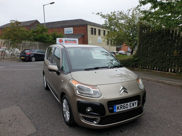 USED 2010 60 CITROEN C3 PICASSO 1.6 PICASSO VTR PLUS HDI  5d 90 BHP A GREAT RELIABLE VEHICLE