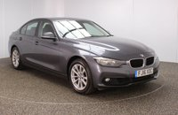 USED 2016 16 BMW 3 SERIES 2.0 330E SE 4DR 1 OWNER AUTO 181 BHP BMW SERVICE HISTORY + FREE 12 MONTHS ROAD TAX + SATELLITE NAVIGATION + PARKING SENSOR + BLUETOOTH + CRUISE CONTROL + CLIMATE CONTROL + MULTI FUNCTION WHEEL + DAB RADIO + AUX/USB PORTS + ELECTRIC WINDOWS + ELECTRIC/HEATED DOOR MIRRORS + 17 INCH ALLOY WHEELS
