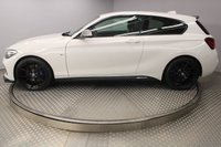 USED 2018 67 BMW 1 SERIES 3.0 M140I SHADOW EDITION 3d 335 BHP 1 OWNER, SAT/NAV, DAB, BLUETOOTH,  WE HAVE JUST FITTED NEW MAXTON DESIGN BODYKIT + NEW ALLOYS..WOW