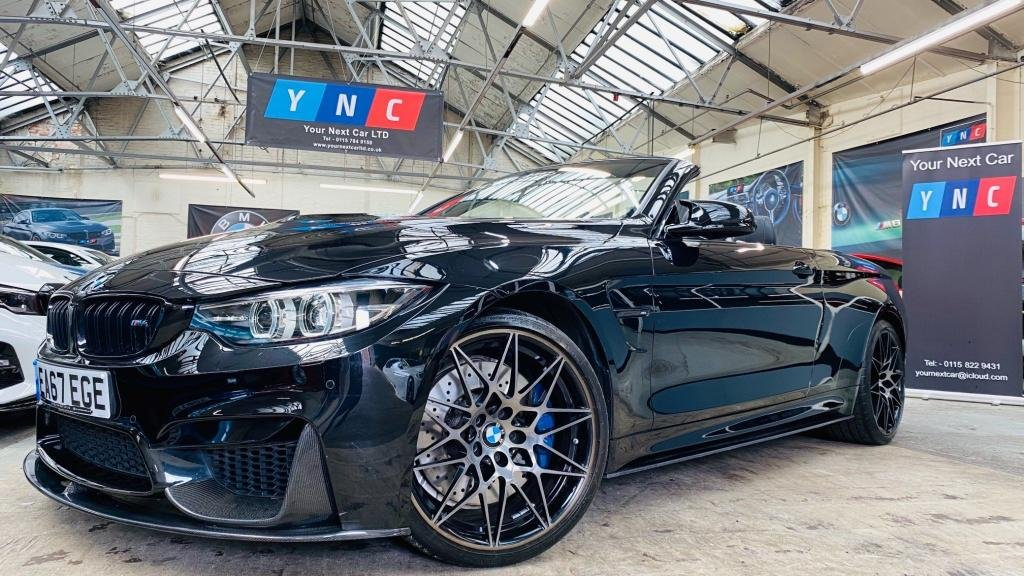 USED 2017 67 BMW M4 3.0 BiTurbo (Competition Pack) DCT (s/s) 2dr CARBON OVERLOAD! TOP SPEC