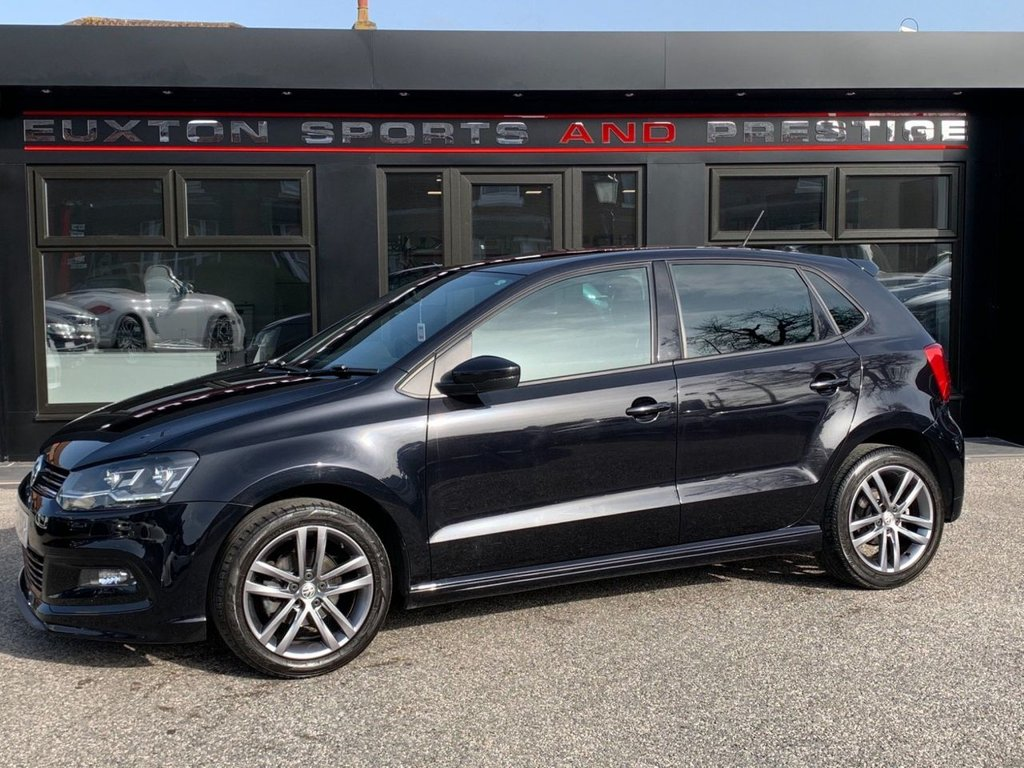 USED 2017 67 VOLKSWAGEN POLO 1.2 TSI R Line (s/s) 5dr FULL SERVICE HISTORY