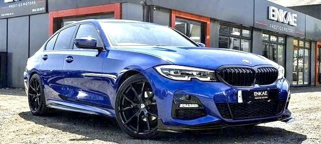 2019 19 BMW 3 SERIES 2.0 320I M SPORT 4d 181 BHP