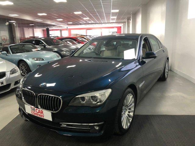 2013 L BMW 7 SERIES 3.0 730LD SE 4d 255 BHP