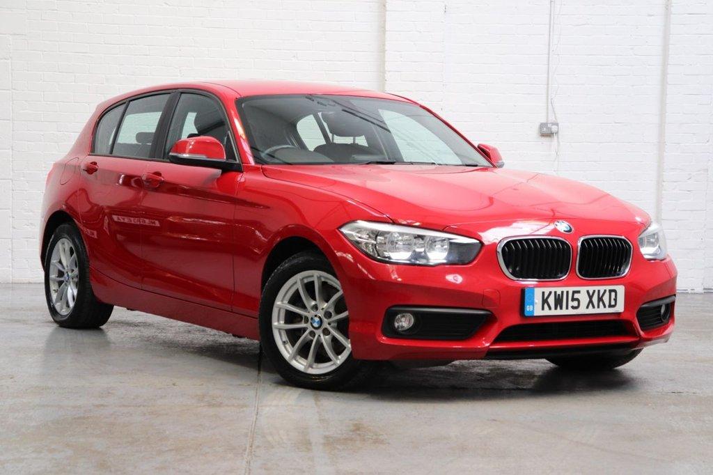 USED 2015 15 BMW 1 SERIES 1.5 116D SE 5d 114 BHP Recently Serviced + Long Mot