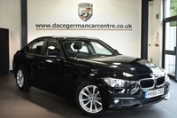 "USED 2016 66 BMW 3 SERIES 2.0 318D SE 4DR AUTO 148 BHP Finished in a stunning black styled with 17"" alloys. Upon opening the drivers door you are presented with anthraicte upholstery, full service history, satellite navigation, bluetooth, DAB radio, cruise control, Automatic air conditioning, rain sensors, parking sensors"
