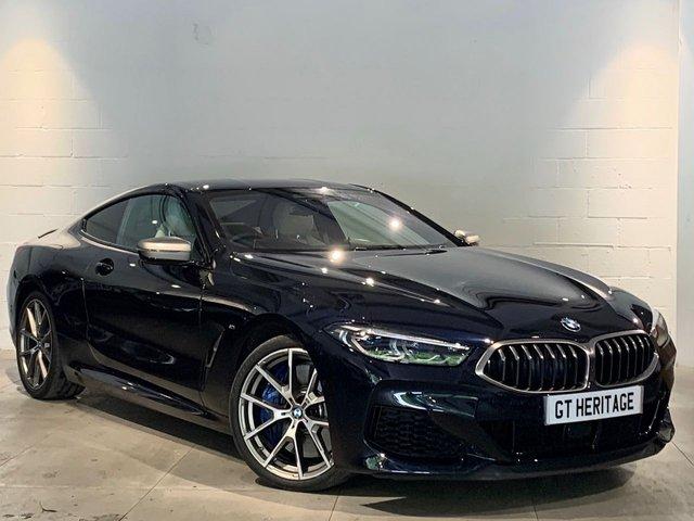 2019 19 BMW 8 SERIES 4.4 M850I XDRIVE 2d AUTO 523 BHP