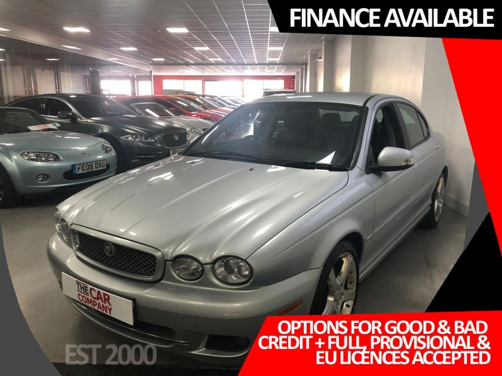 USED 2008 58 JAGUAR X-TYPE 2.2 S 4d 152 BHP * YES JUST 47K MILES *