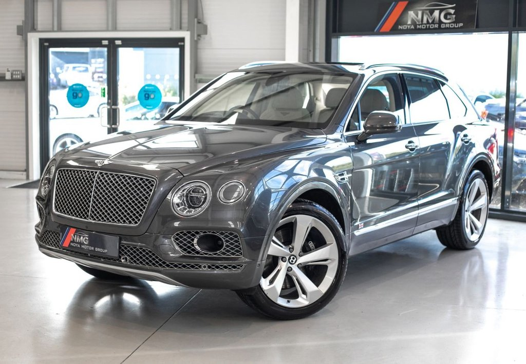USED 2016 66 BENTLEY BENTAYGA 6.0 W12 5d 600 BHP ***FREE NATIONWIDE DELIVERY***
