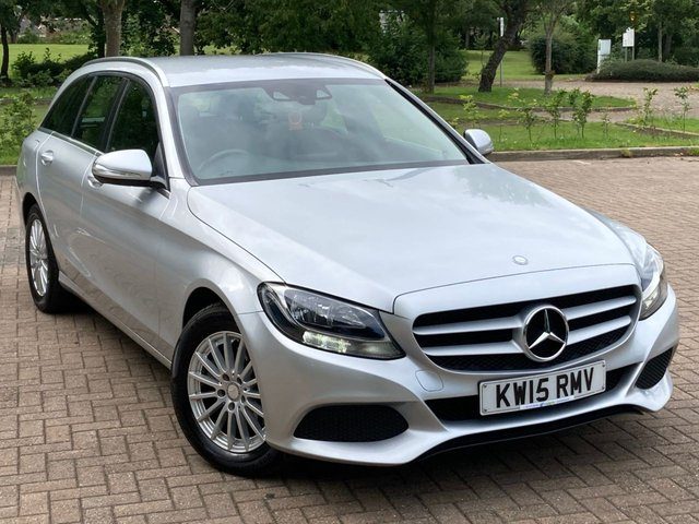 USED 2015 15 MERCEDES-BENZ C-CLASS 2.1 C220 BLUETEC SE EXECUTIVE 5d 170 BHP