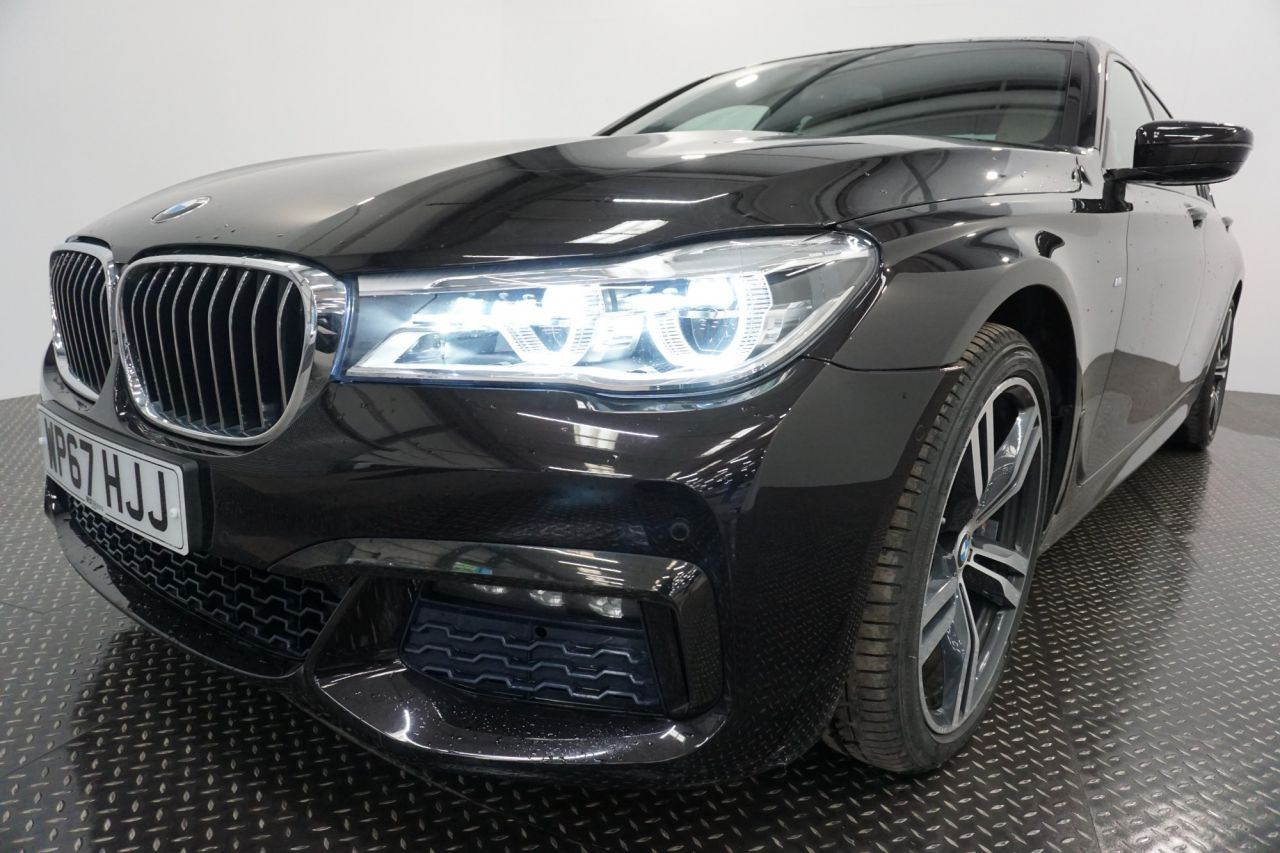 Used BMW 7 SERIESfor sale