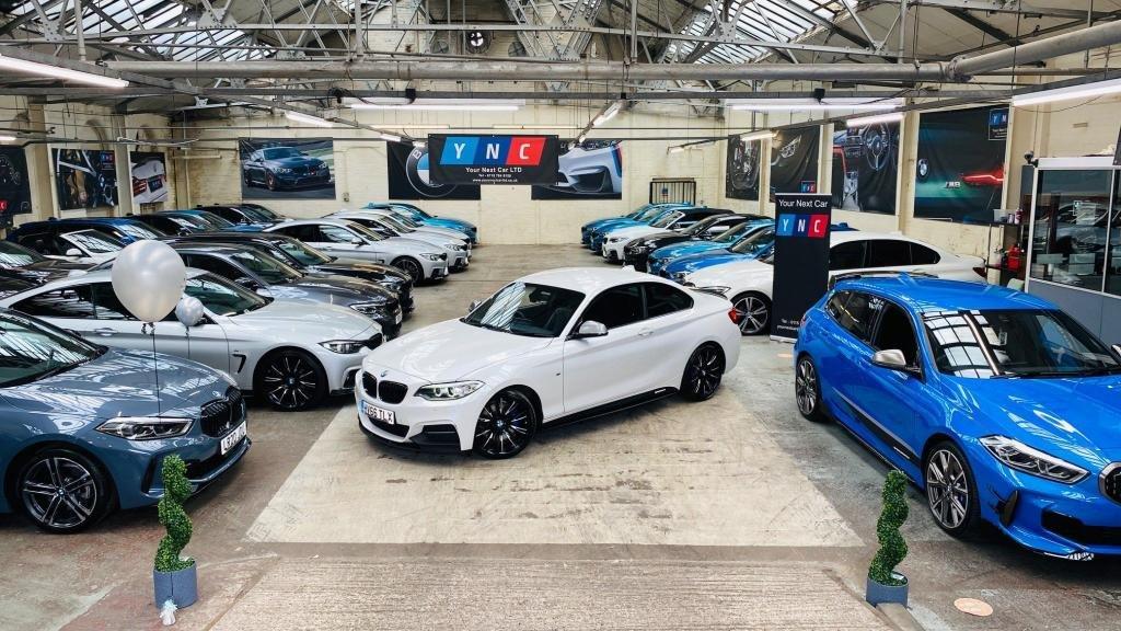USED 2016 66 BMW M2 3.0 M240i Sport Auto (s/s) 2dr PERFORMANCEKIT+BMW20S+HK+PRONV