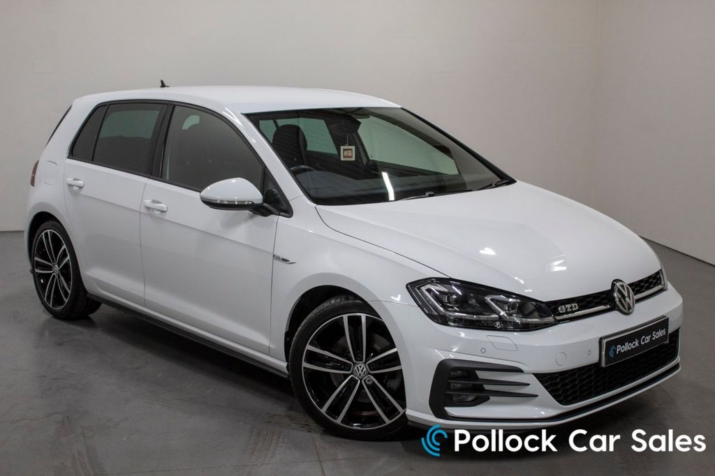 USED 2018 18 VOLKSWAGEN GOLF 2.0 GTD TDI DSG 5d 182 BHP Coming soon, get in touch for more information
