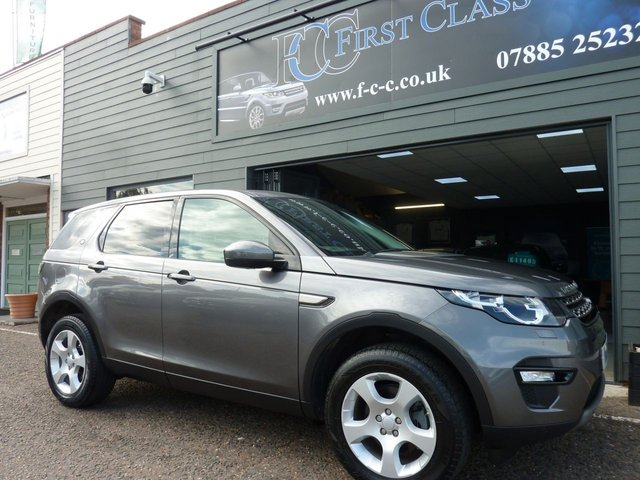 2016 16 LAND ROVER DISCOVERY SPORT 2.0 TD4 SE TECH 5d 150 BHP