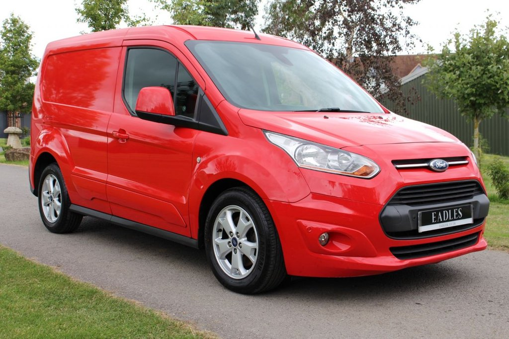 USED 2015 15 FORD TRANSIT CONNECT 1.6 200 LIMITED P/V 114 BHP LIMITED - TO SPEC - ONE OWNER -