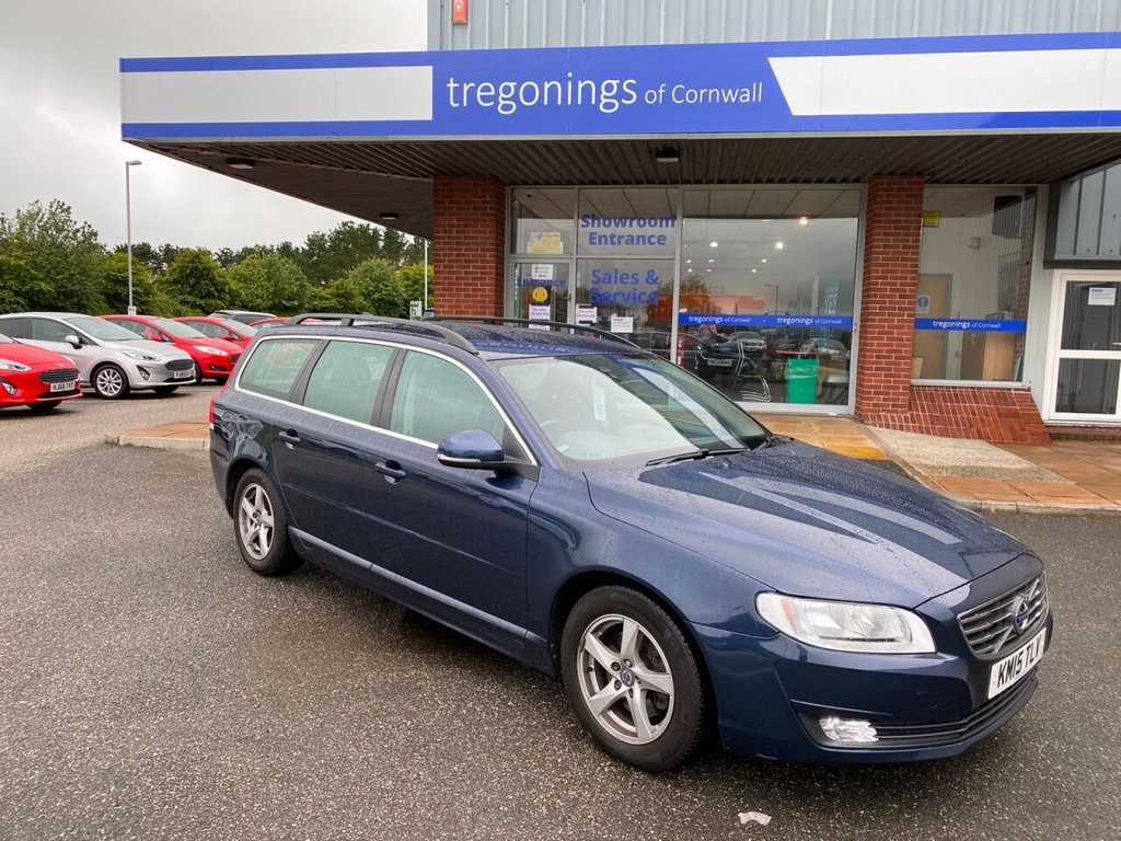 USED 2015 15 VOLVO V70 1.6L D2 BUSINESS EDITION 5d AUTO 113 BHP