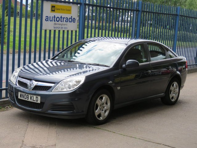 USED 2008 08 VAUXHALL VECTRA 1.8 VVT EXCLUSIV 5dr 140 Air conditioning Low miles service history ULEZ COMPLIANT AIR CONDITIONING, LOW MILES, CENTRAL LOCKING, ULEZ COMPLIANT, SERVICE HISTORY, CD RADIO