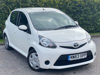 USED 2013 63 TOYOTA AYGO 1.0 VVT-I MOVE 5d 68 BHP SATELLITE NAVIGATION, ELECTRIC FRONT WINDOWS