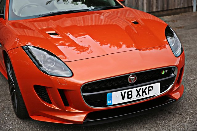 JAGUAR F-TYPE at Bonsha Motors