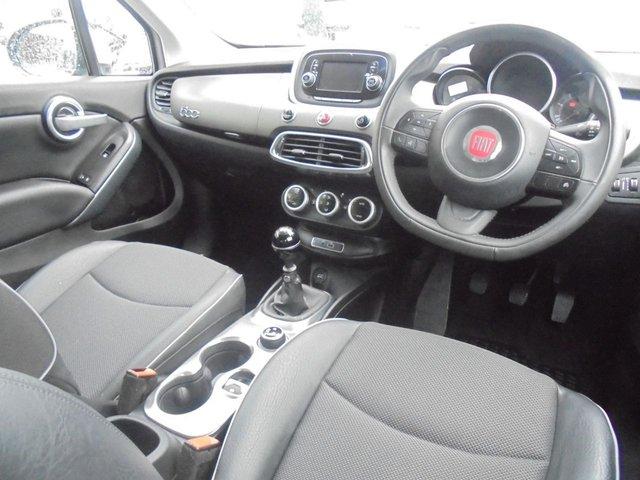USED 2015 65 FIAT 500X 1.6 MULTIJET CROSS 5d 120 BHP **FULL SERVICE HISTORY** NO DEPOSIT DEAL