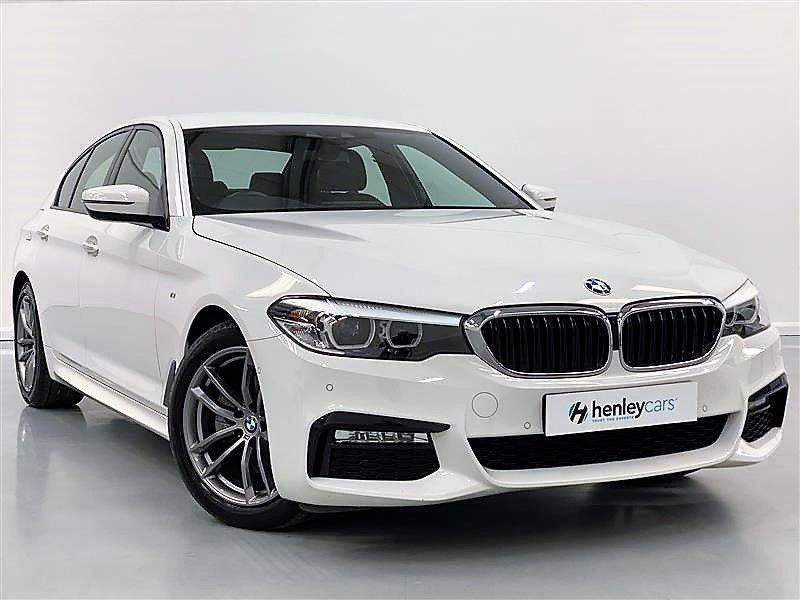 USED 2017 67 BMW 5 SERIES 2.0 520D M SPORT