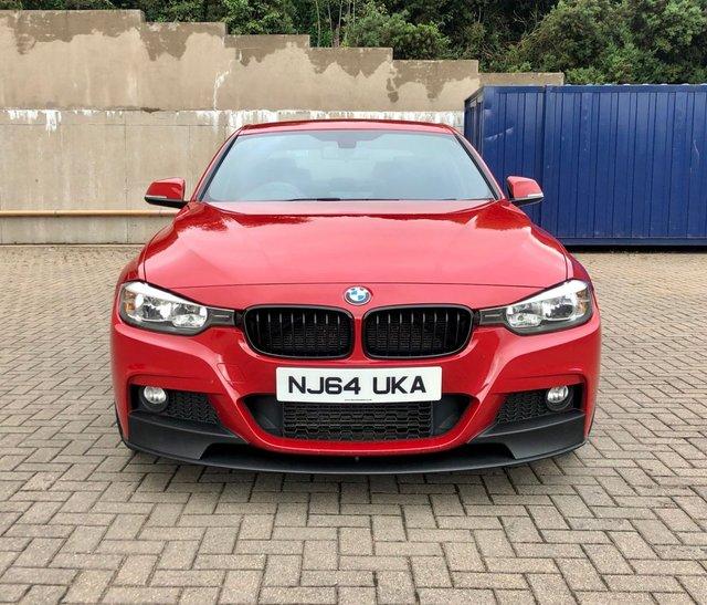 Used Mitsubishi Pajero Sport Manual In Bangalore 2014: 2014 BMW 3 Series 318d M Sport £11,495