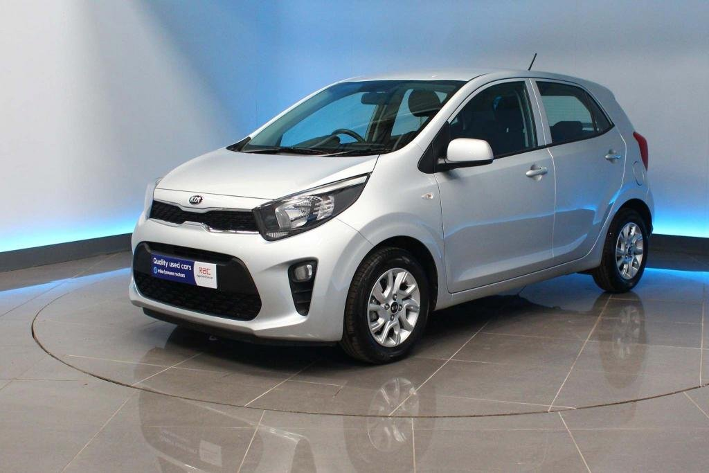 USED 2019 69 KIA PICANTO 1.25 2 (s/s) 5dr BLUETOOTH AND STREAMING