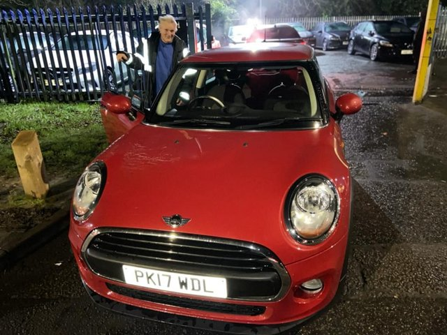 2017 17 MINI HATCH ONE 1.2 ONE 3d 101 BHP