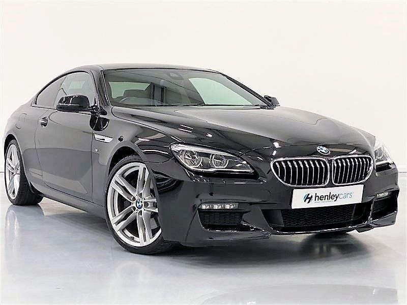 USED 2017 17 BMW 6 SERIES 3.0 640D M SPORT