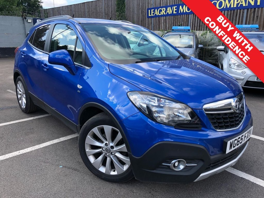 USED 2015 65 VAUXHALL MOKKA 1.4 SE 5d 138 BHP ONE PREVIOUS OWNER  + FULL SERVICE HISTORY