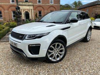 View our Land Rover Range Rover Evoque