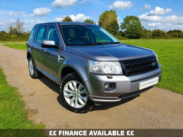 2012 62 LAND ROVER FREELANDER 2 2.2 SD4 HSE 5d 190 BHP (FREE 2 YEAR WARRANTY)