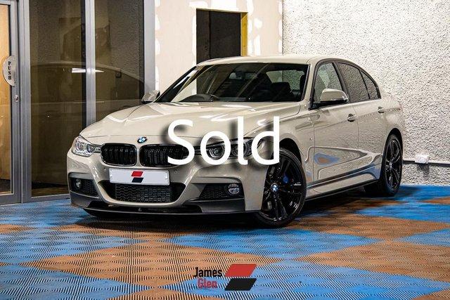 USED 2017 17 BMW 3 SERIES 3.0 330D XDRIVE M SPORT 4d 255 BHP Full BMW Service History