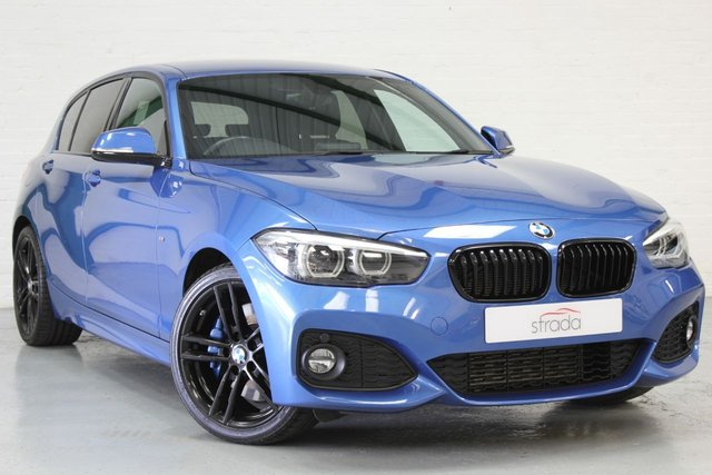 2018 18 BMW 1 SERIES 1.5 118I M SPORT SHADOW EDITION 5d 134 BHP