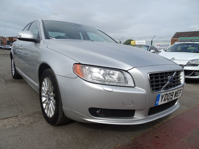 USED 2009 09 VOLVO S80 2.0 D SE 4d 135 BHP VERY GOOD CONDITION