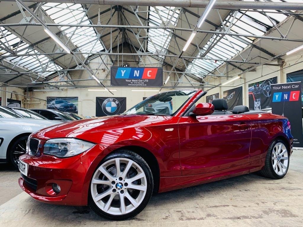 USED 2012 12 BMW 1 SERIES 2.0 118d SE 2dr HTDLTHR+RARECOLOUR+STUNNING!