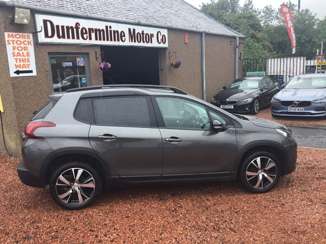 USED 2017 17 PEUGEOT 2008 1.6 BLUE HDI GT LINE 5d 100 BHP ++NICE SPEC ESTATE++