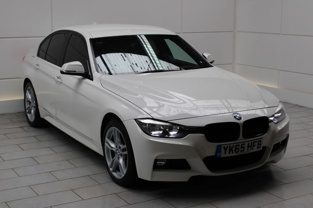 USED 2015 65 BMW 3 SERIES 2.0 320d BluePerformance M Sport Auto xDrive (start/stop)