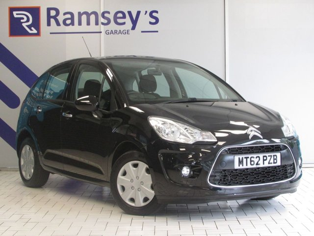 USED 2012 CITROEN C3 1.4 e-HDi Airdream VTR+ 5dr EGS