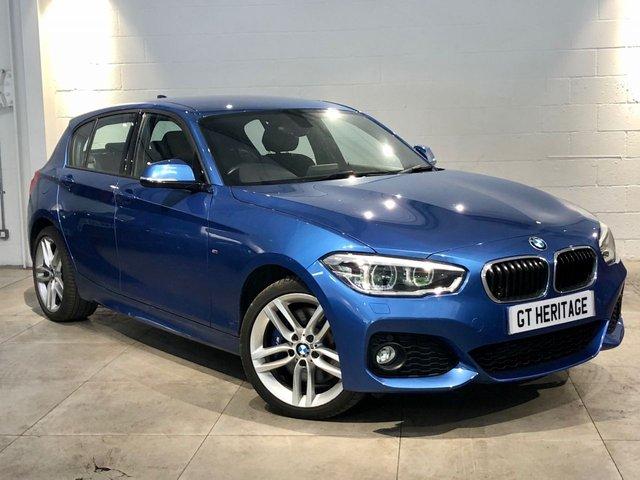 2015 65 BMW 1 SERIES 120D XDRIVE M SPORT [NAV][HTD SEATS]