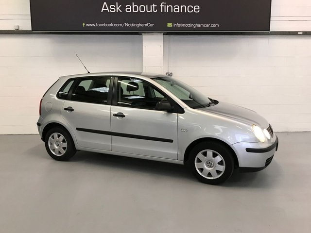 USED 2004 54 VOLKSWAGEN POLO 1.4 TWIST 5d 74 BHP