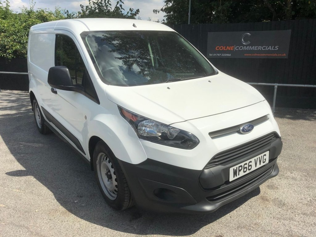 USED 2016 66 FORD TRANSIT CONNECT 1.5TDCI T200 L1