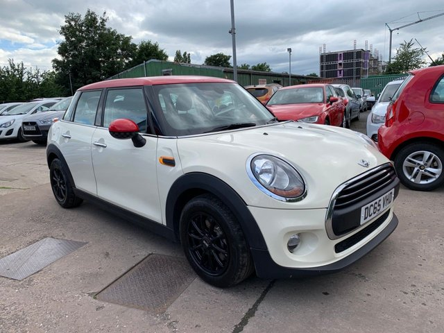 USED 2015 65 MINI HATCH ONE 1.2 ONE 5d 101 BHP FULL MINI SERVICE HISTORY