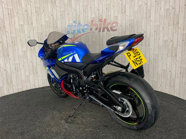SUZUKI GSXR600 at Rite Bike